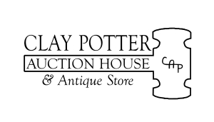 Clay Potter Auction & Antique Store